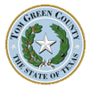 Tom Green County Seal